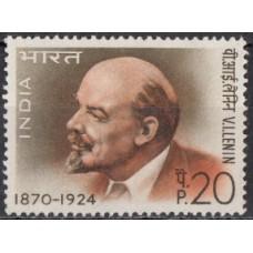 Ленин Индия, Ленин 1 марка