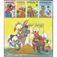 Дисней Лесото 1985, Братья Гримм Рождество, полная серия