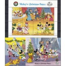 Дисней Сьерра Леоне 1988, Рождество Танцы, полная серия