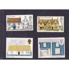 Архитектура Великобритания 1970, Сельская архитектура полная серия