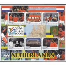 Футбол Гренада Карриаку Мартиника 2000, EURO-2000 сборная Нидерландов, блок-коллектив